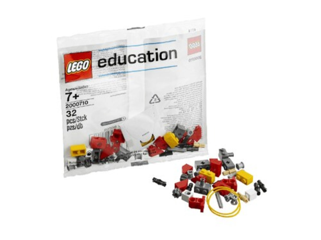 WeDo Replacement Pack 1