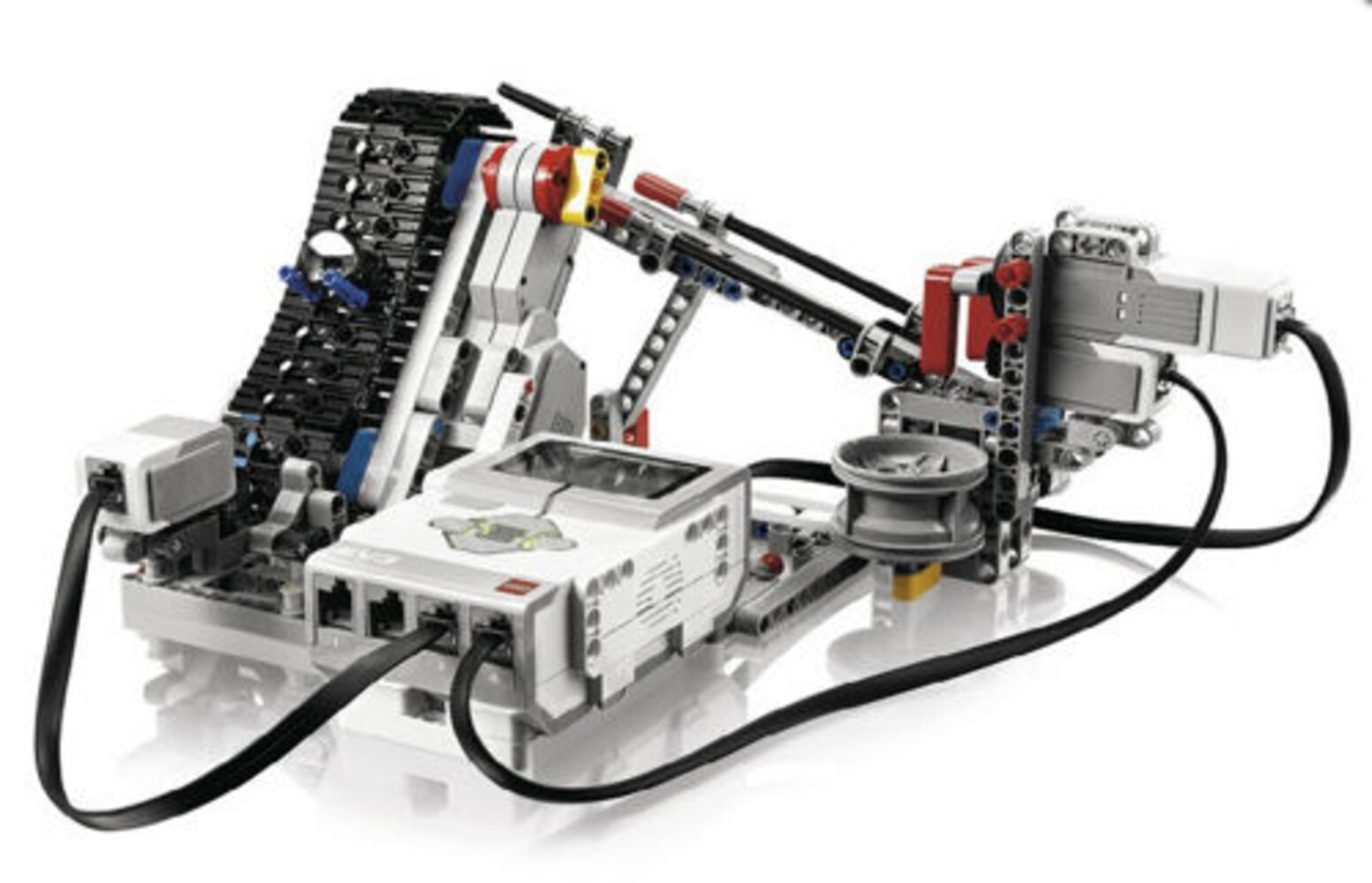 Mindstorms EV3 Design Engineering Projects