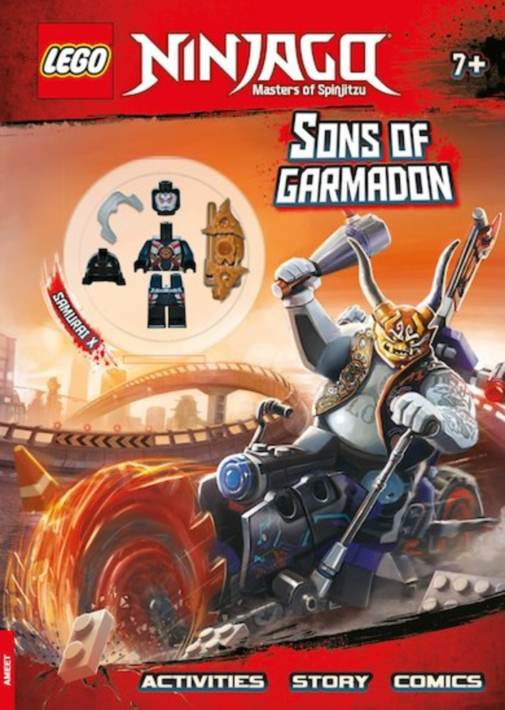 Ninjago - Sons of Garmadon