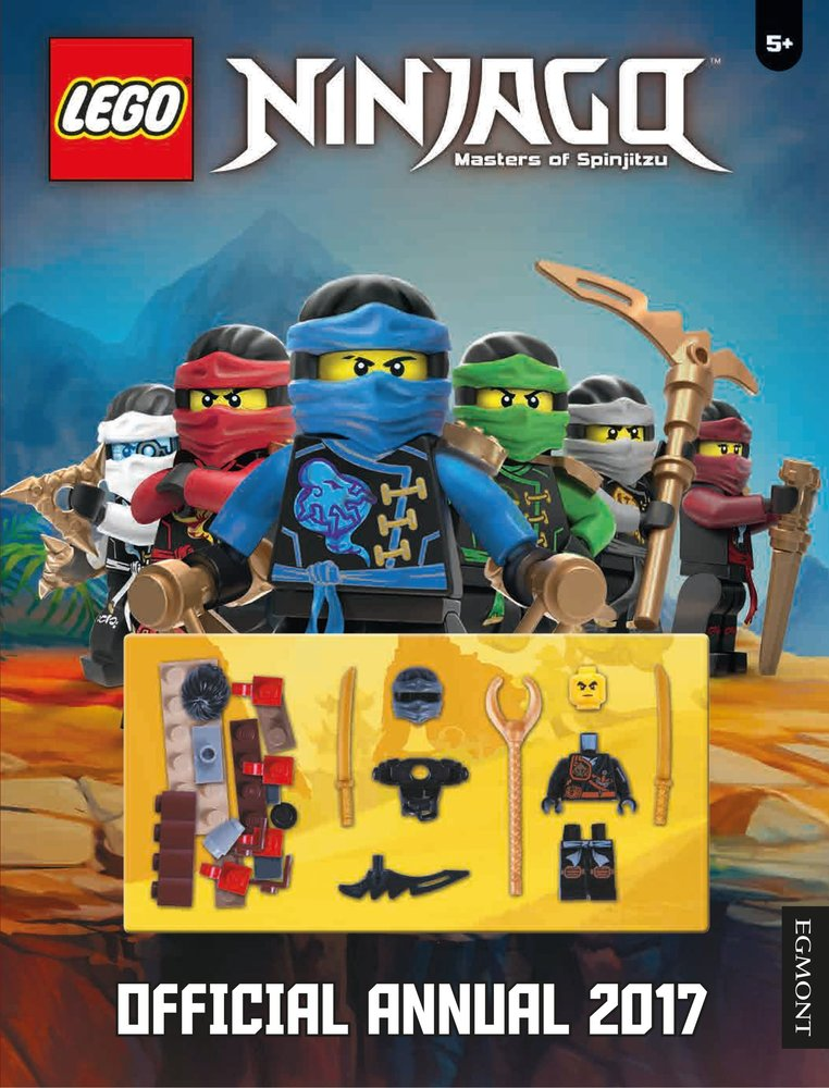 Ninjago Official Annual 2017