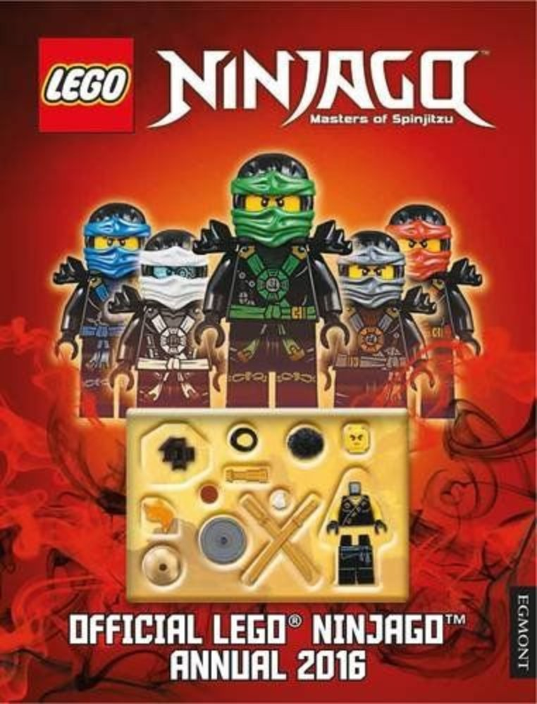 Ninjago Official Annual 2016