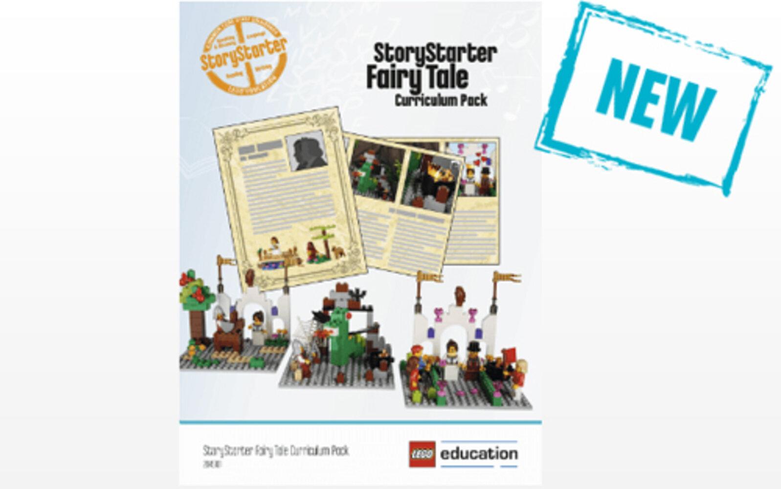 StoryStarter Fairy Tale Curriculum Pack