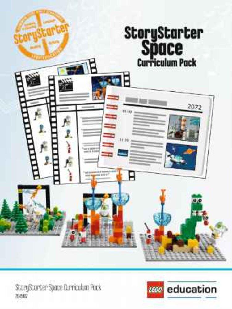 StoryStarter Space Curriculum Pack