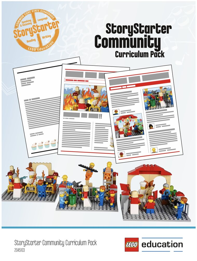 StoryStarter Community Curriculum Pack
