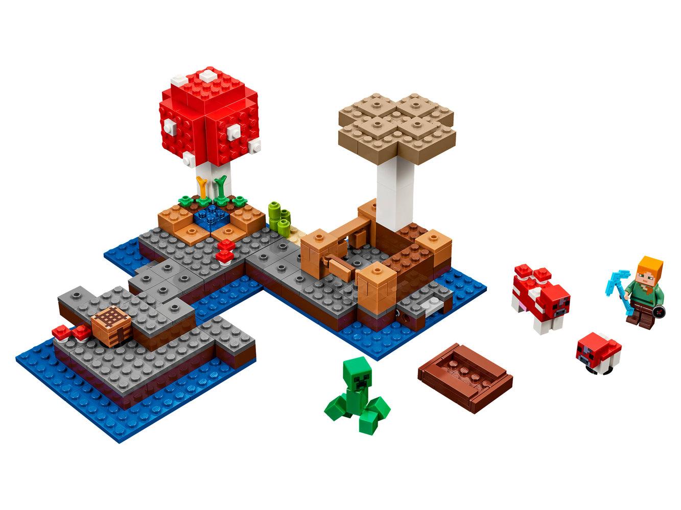 The Mushroom Island
