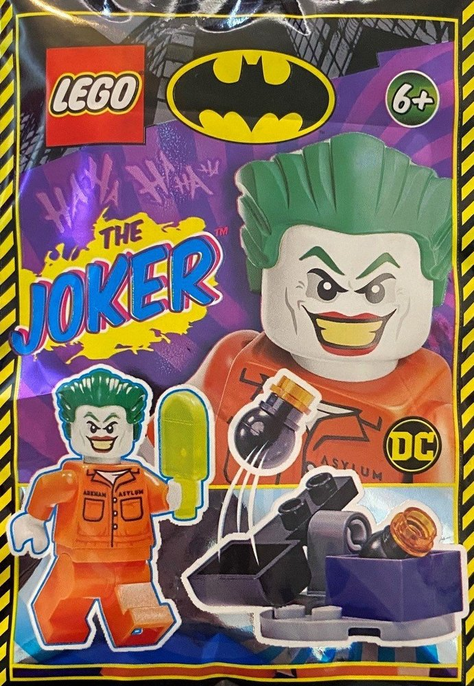 The Joker & Catapult