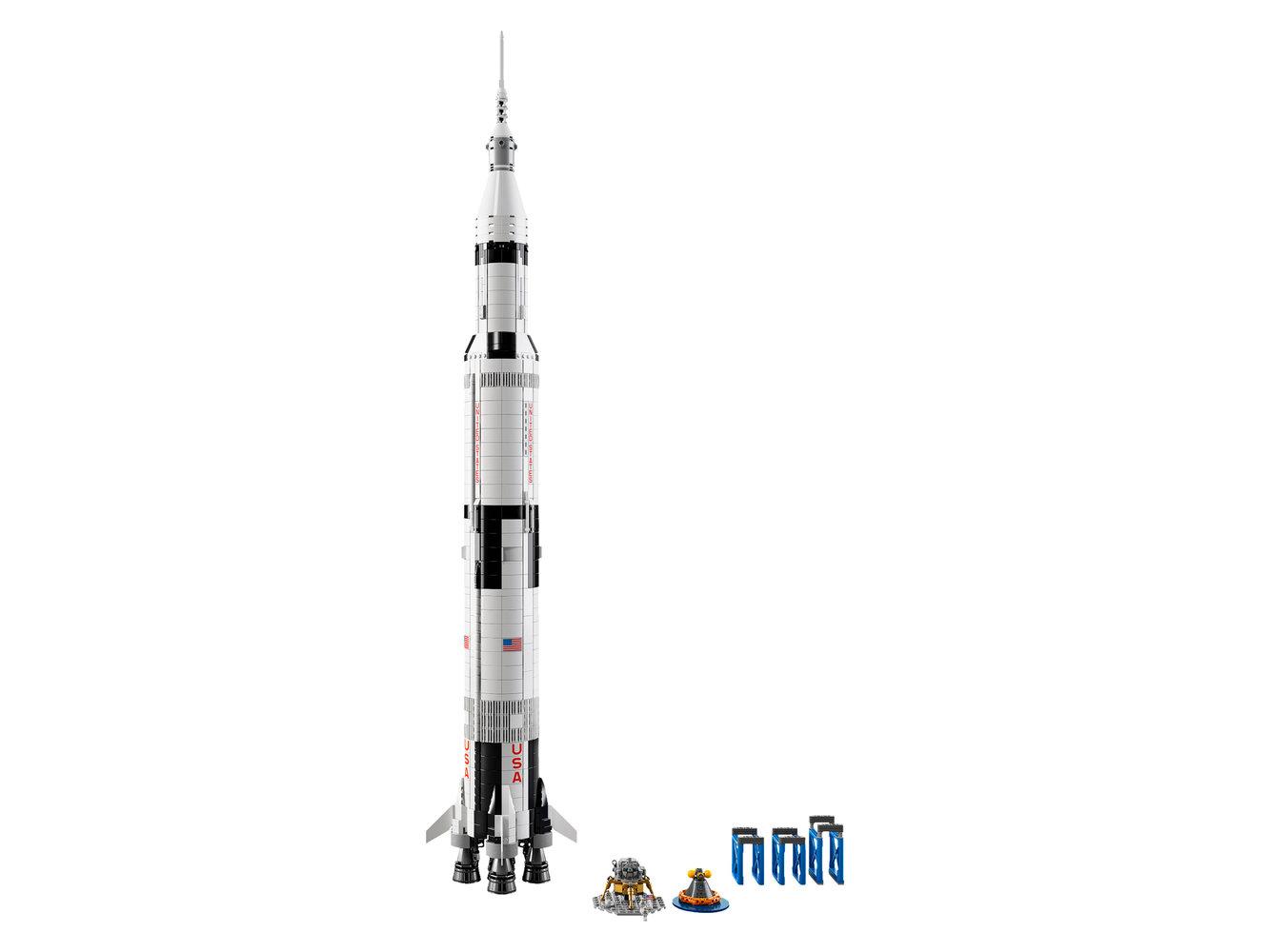 NASA Apollo Saturn V