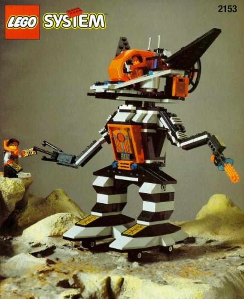 Robo Stalker