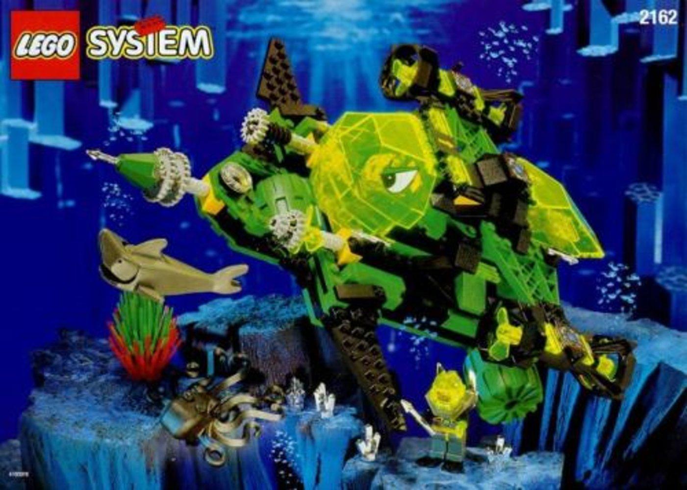 Hydro Reef Wrecker