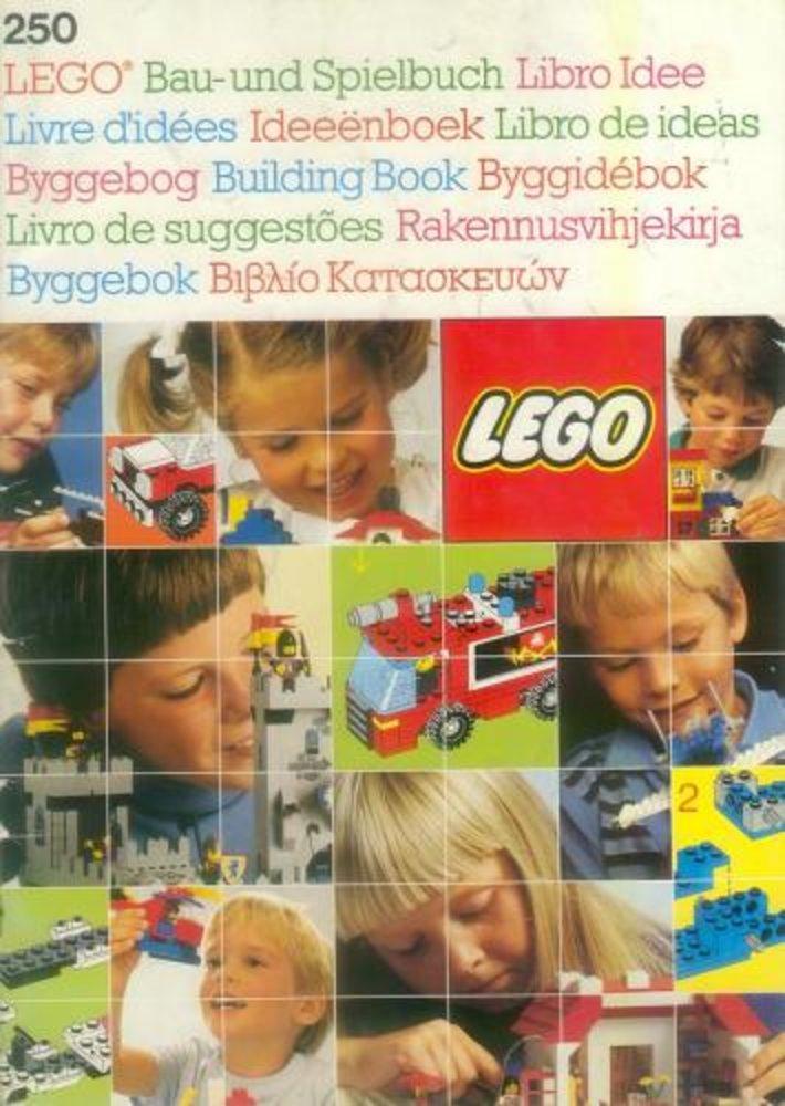 Idea Book 250