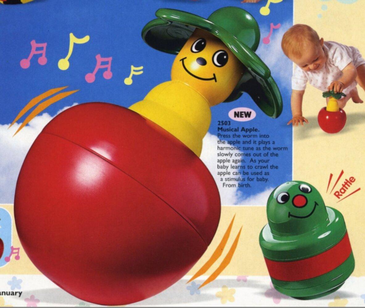 Musical Apple