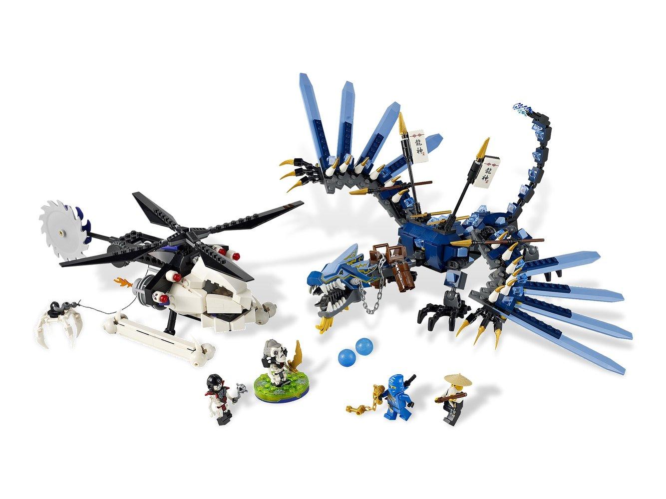 Lightning Dragon Battle