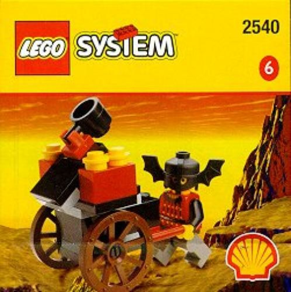 Fright Knights Catapult Cart