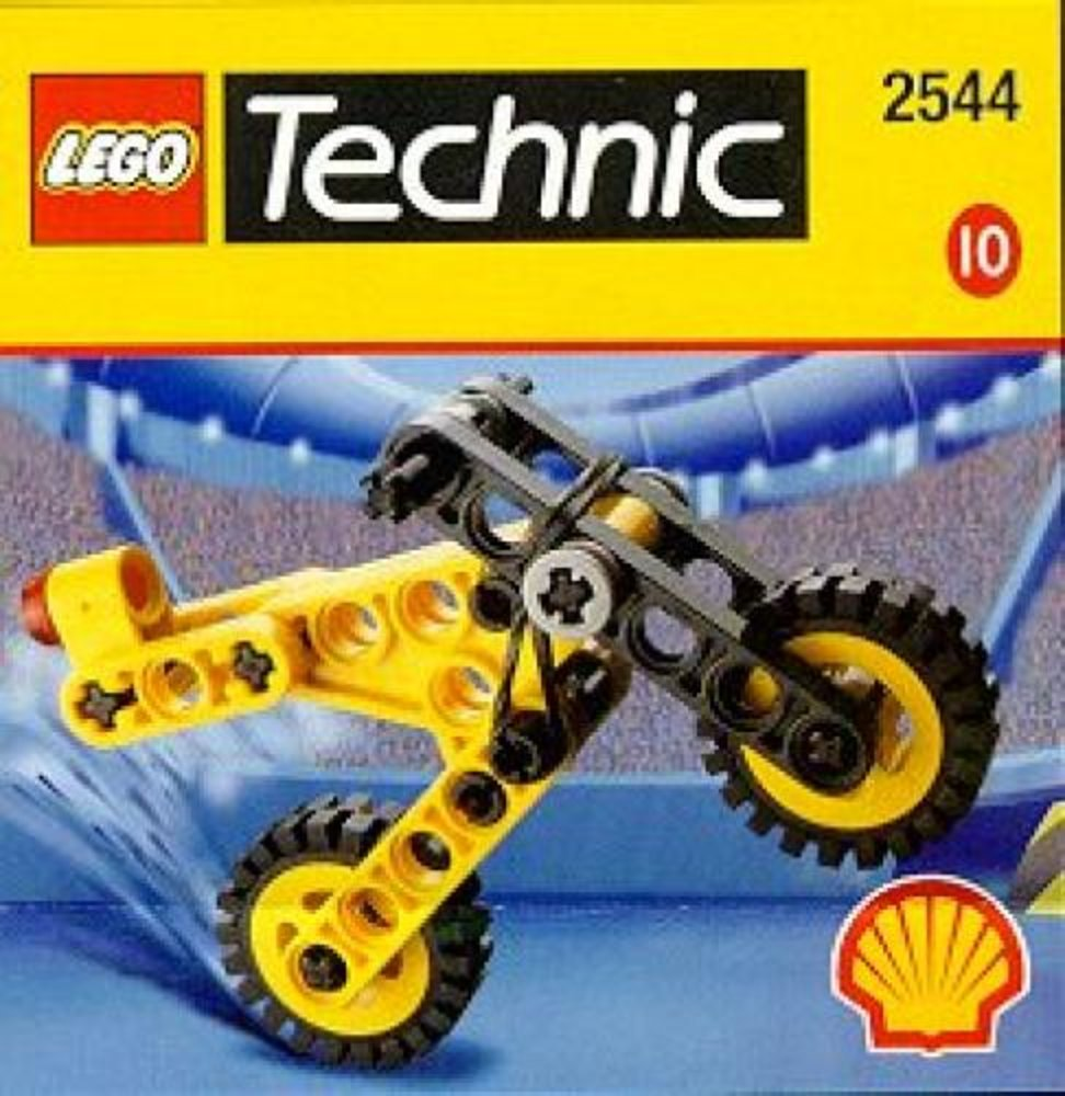 SHELL Promotional Set: TECHNIC Microbike