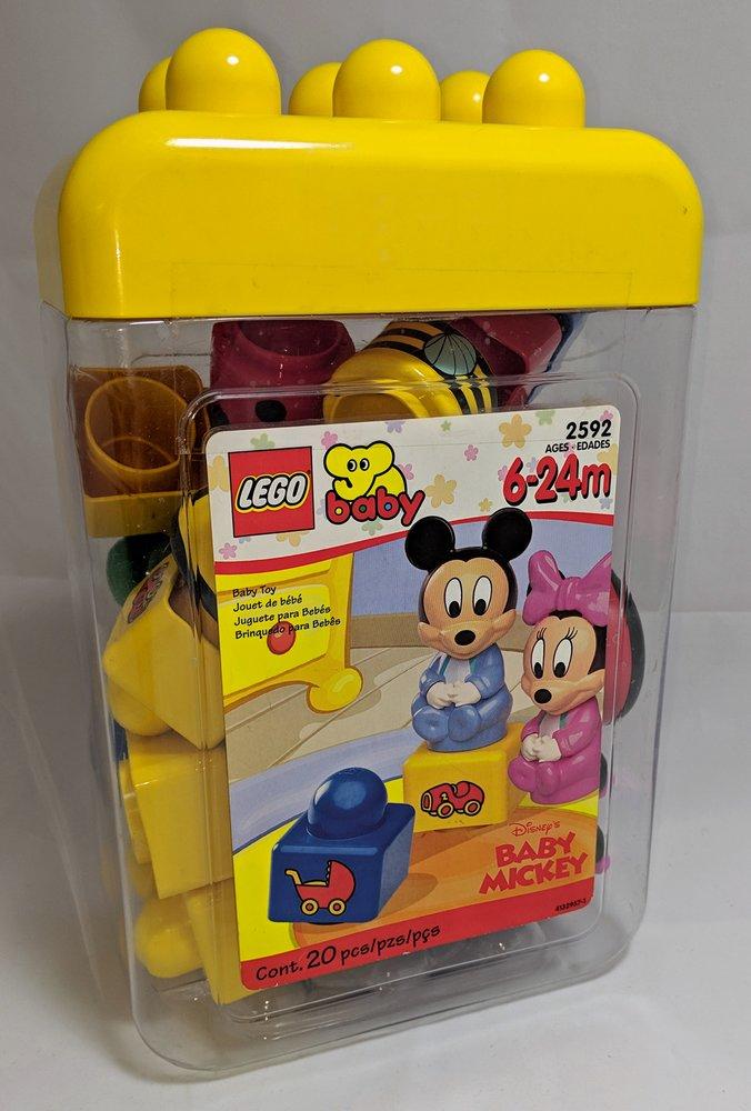 Baby Mickey & Baby Minnie