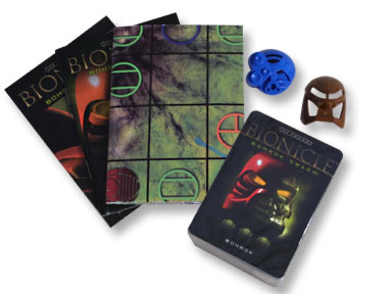 Bohrok Swarm Trading Game: Blue Pack