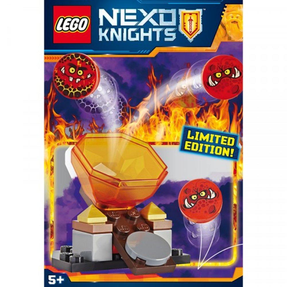 Firecracker Catapult