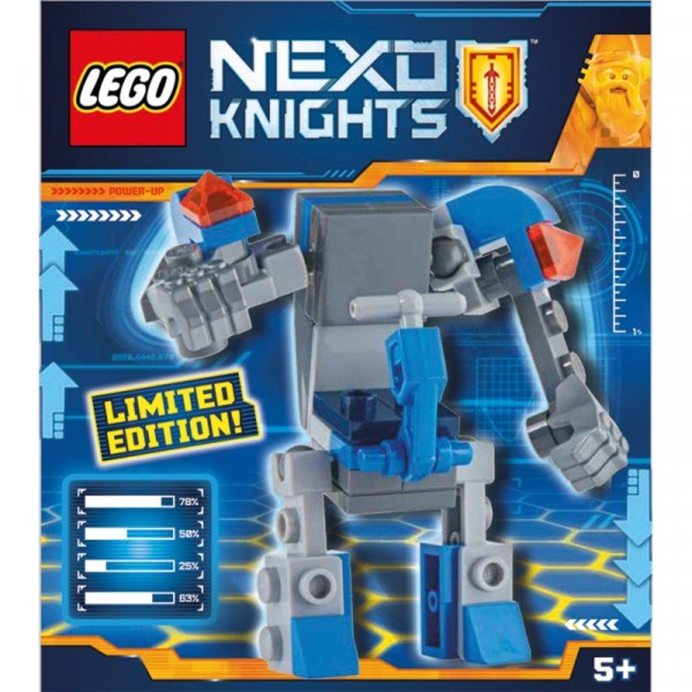 Mighty Mech Bot