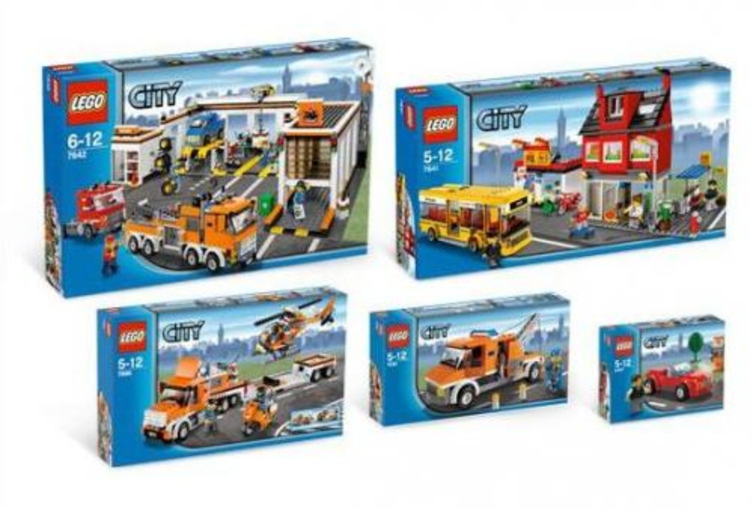 CITY Transport Collection