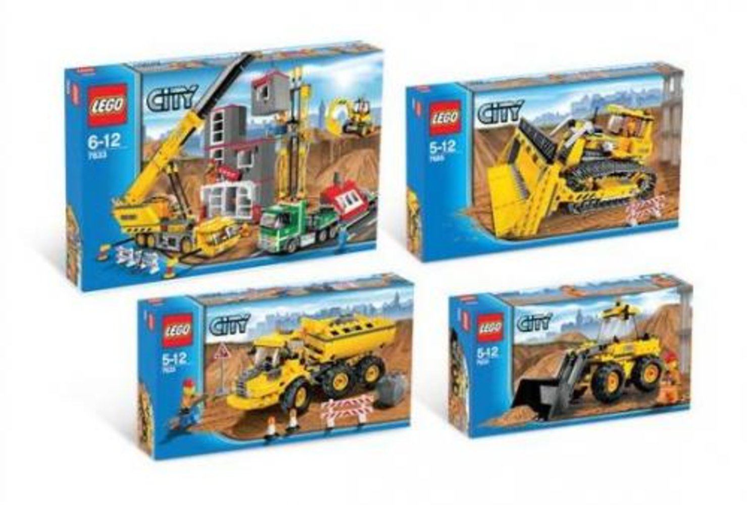 CITY Construction Collection