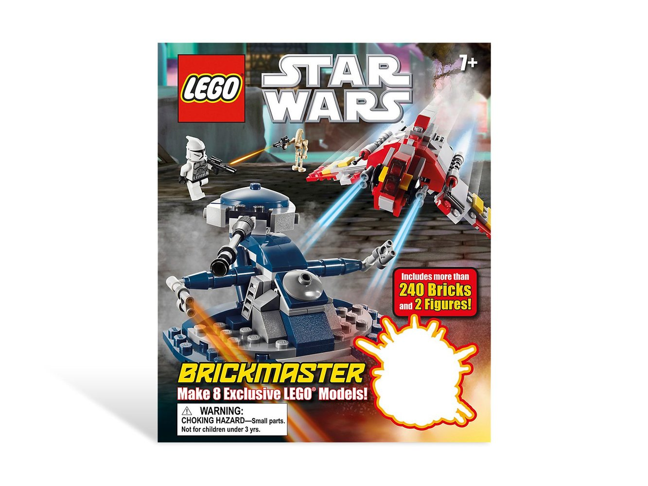 Star Wars: Brickmaster