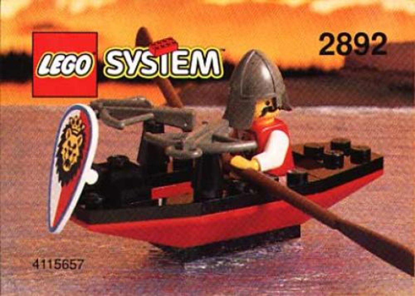 Thunder Arrow Boat