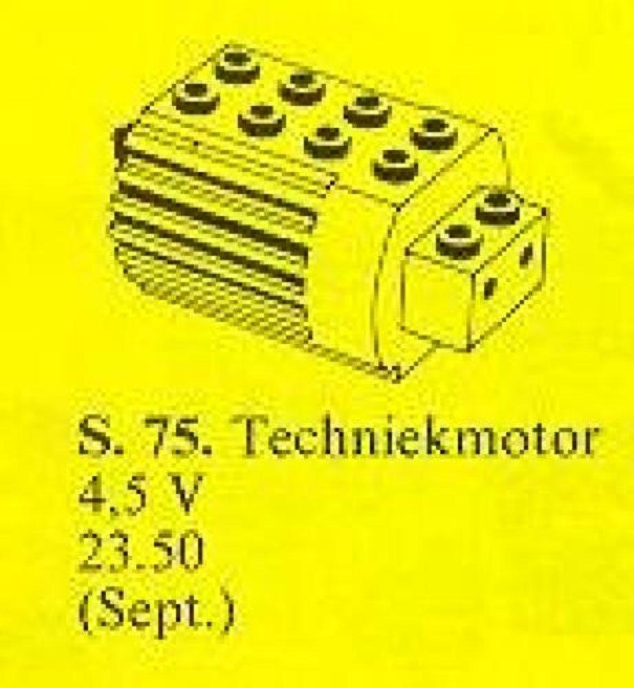 4.5V Motor
