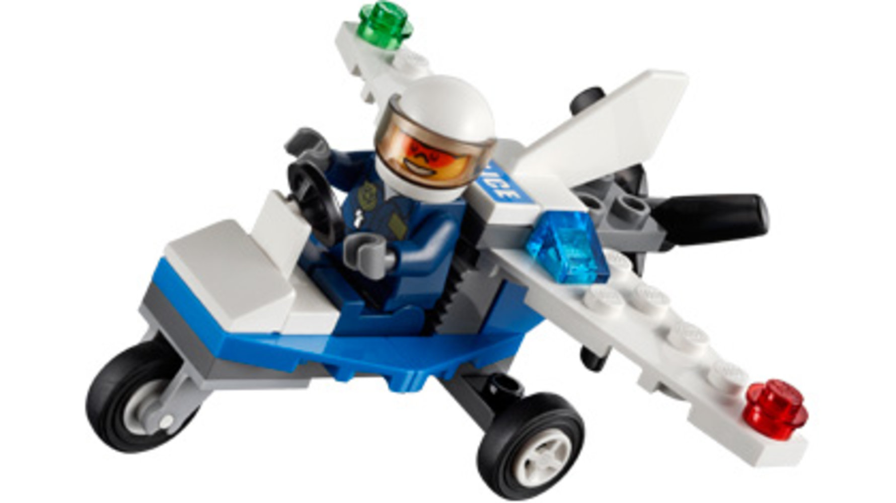Police Plane