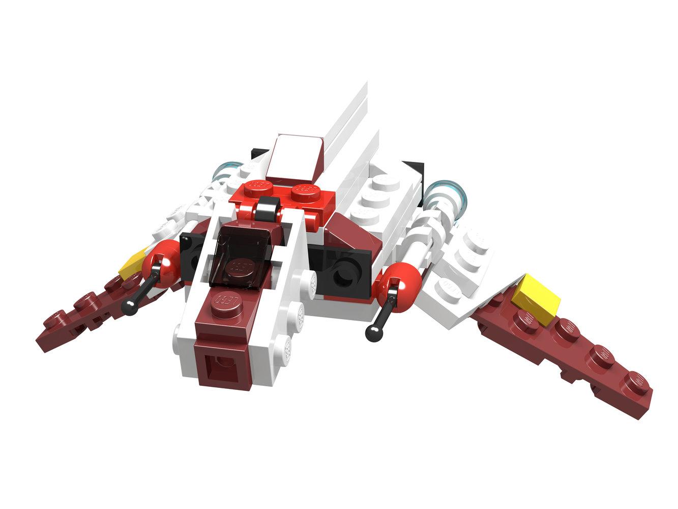 Republic Attack Shuttle - Mini