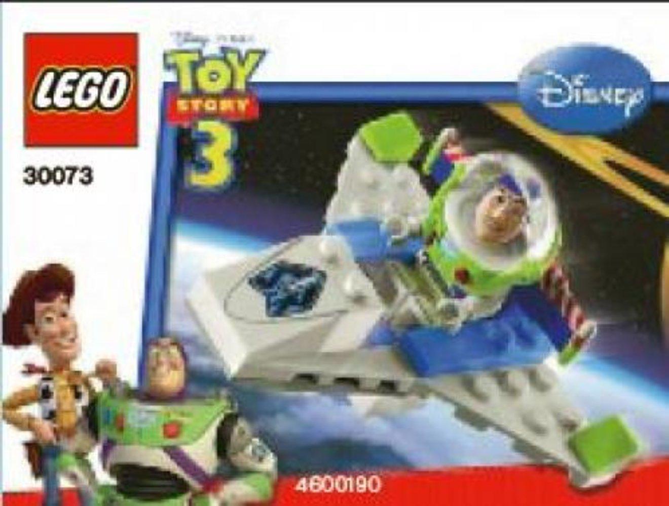 Buzz's Mini Ship