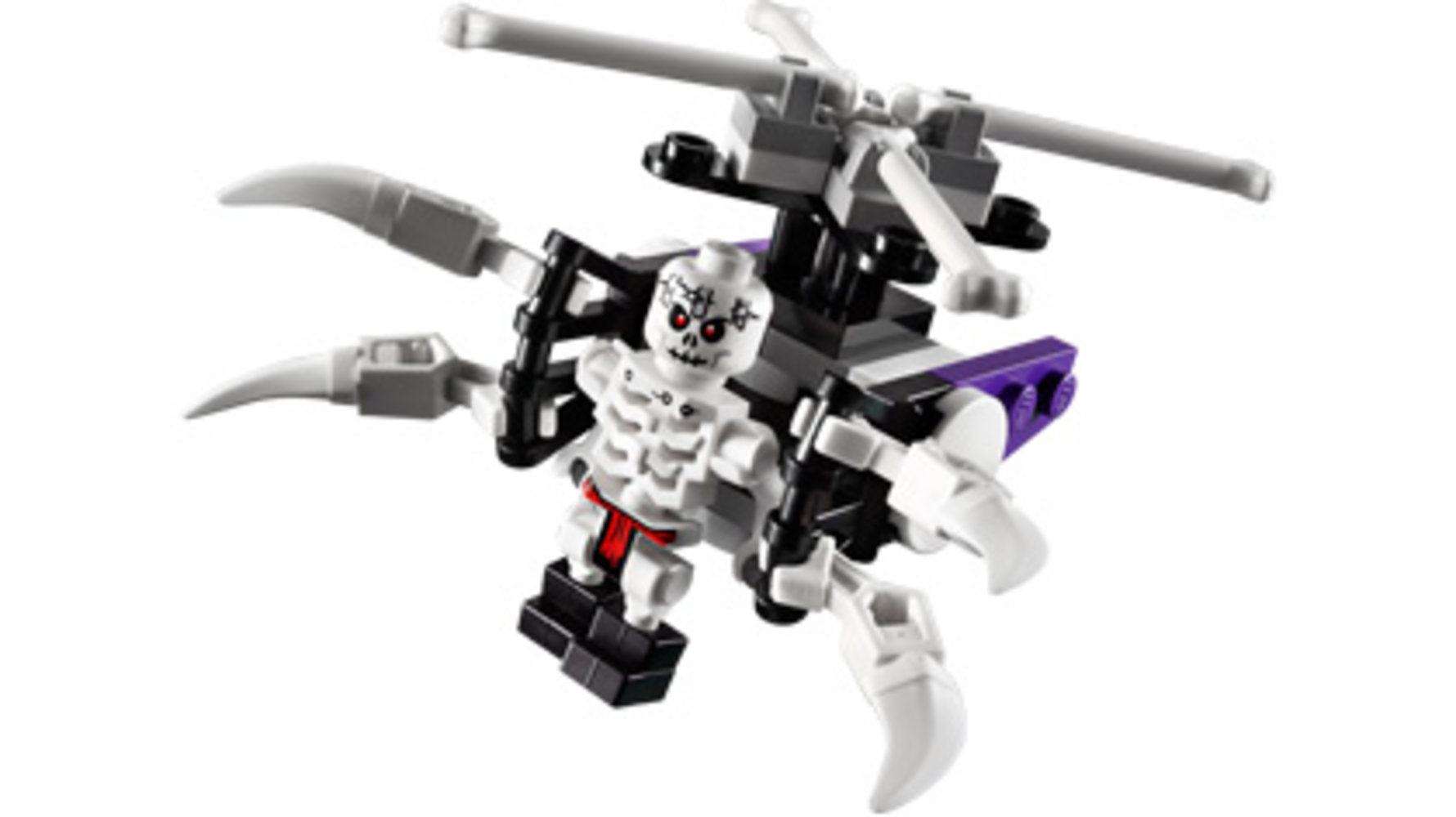 Skeleton Chopper