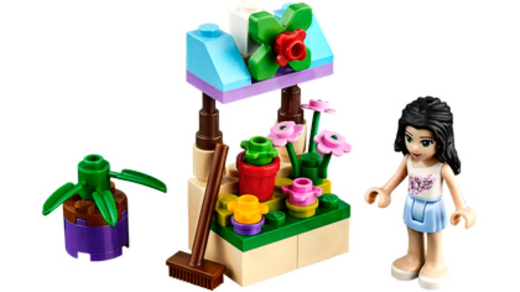 Emma's Flower Stand