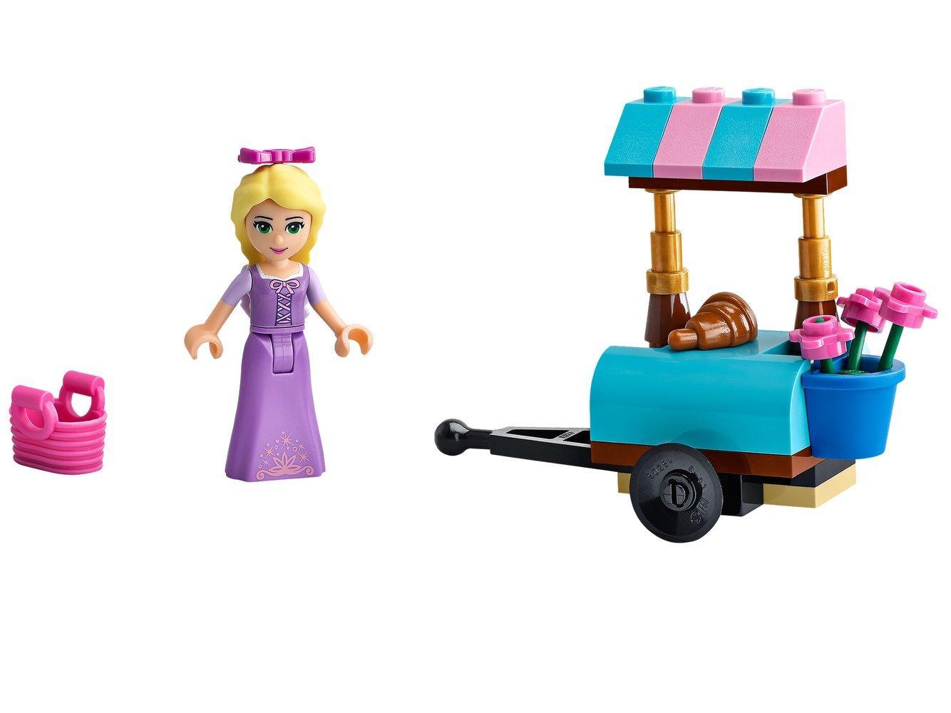 Rapunzel's Market Visit