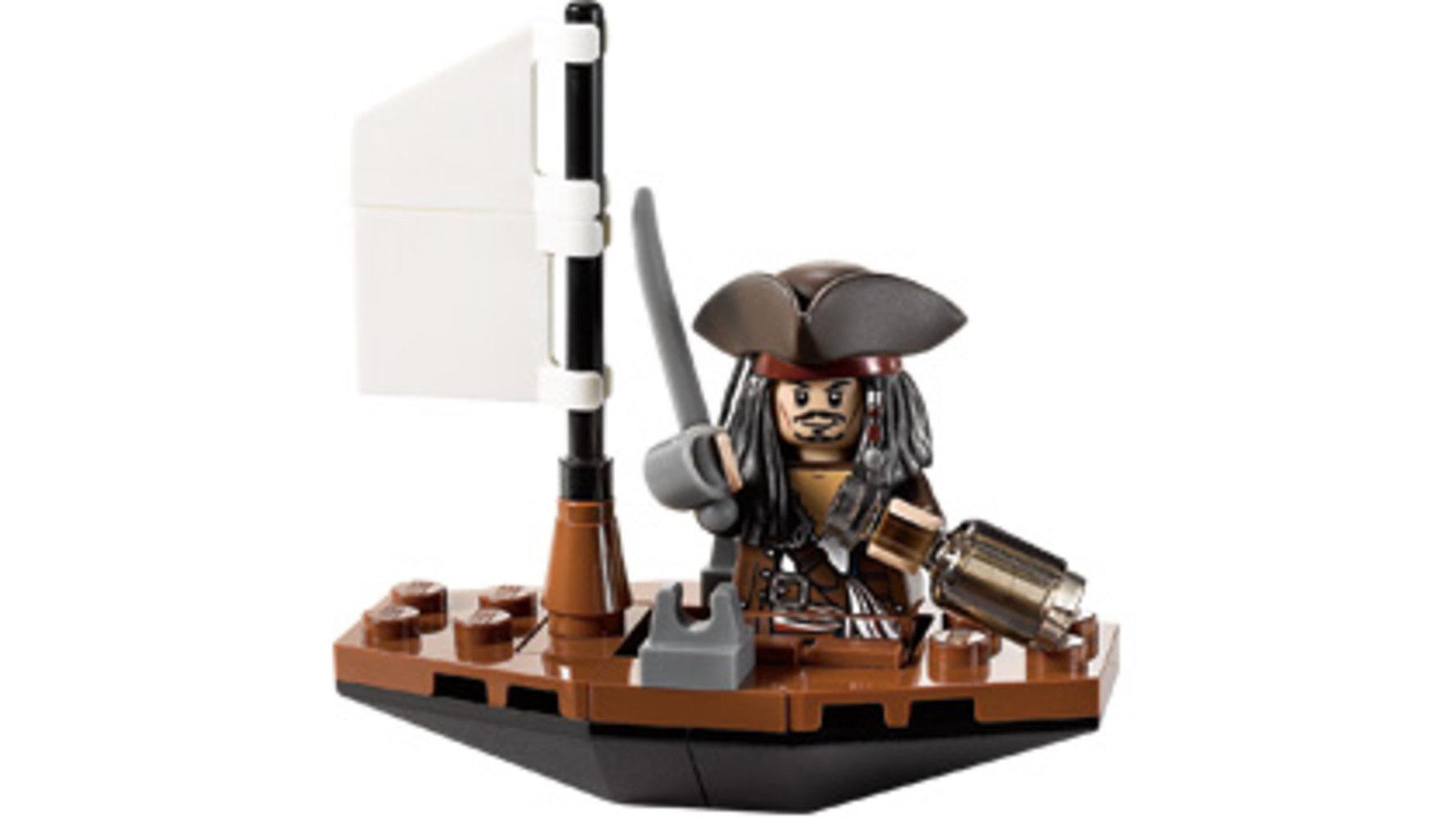 Jack Sparrow's Boat