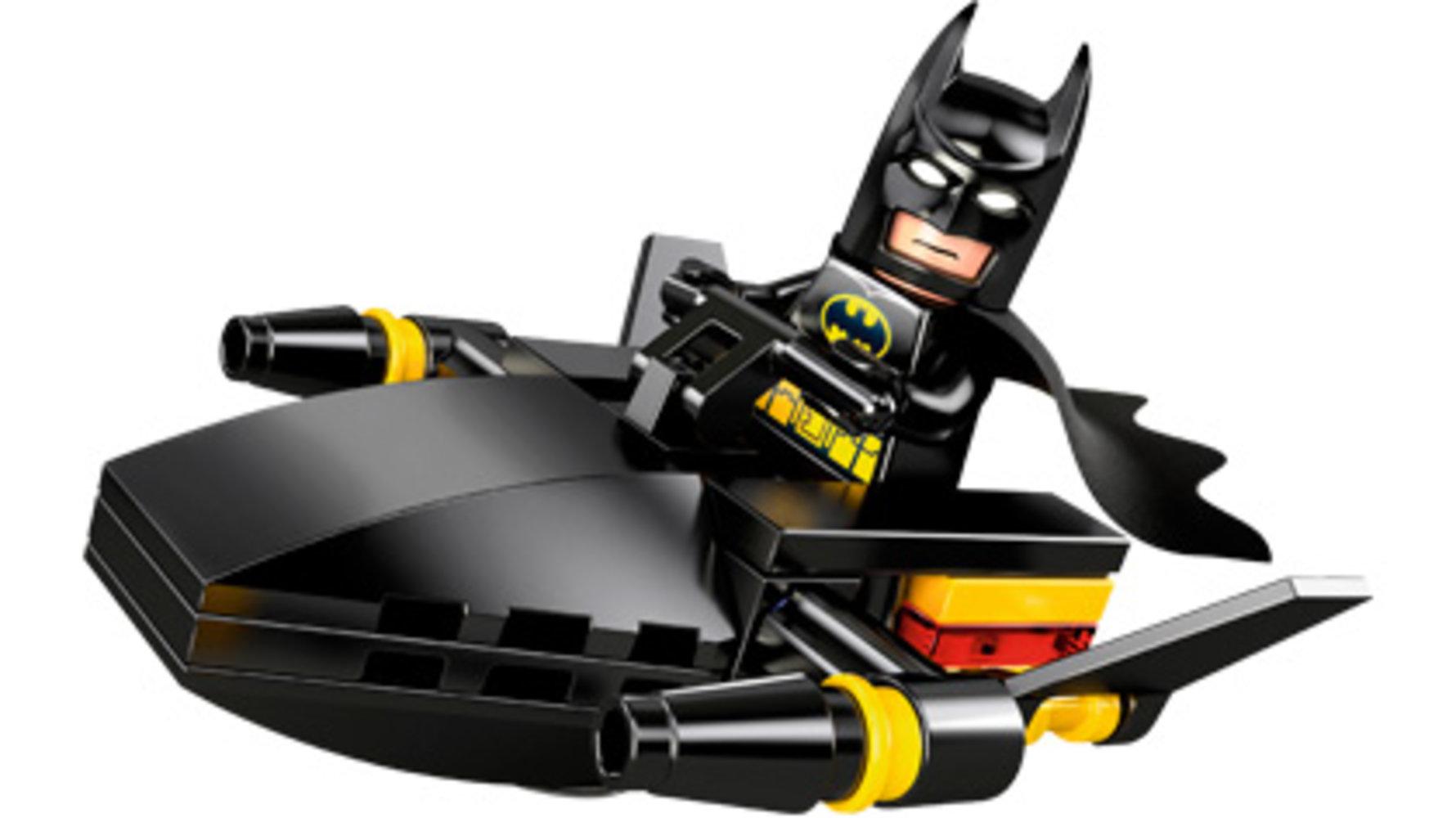 Bat Jetski