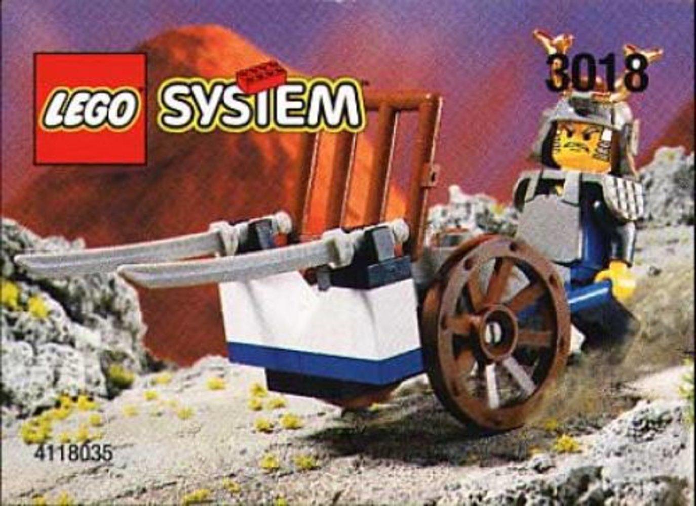 Go! LEGO Shogun