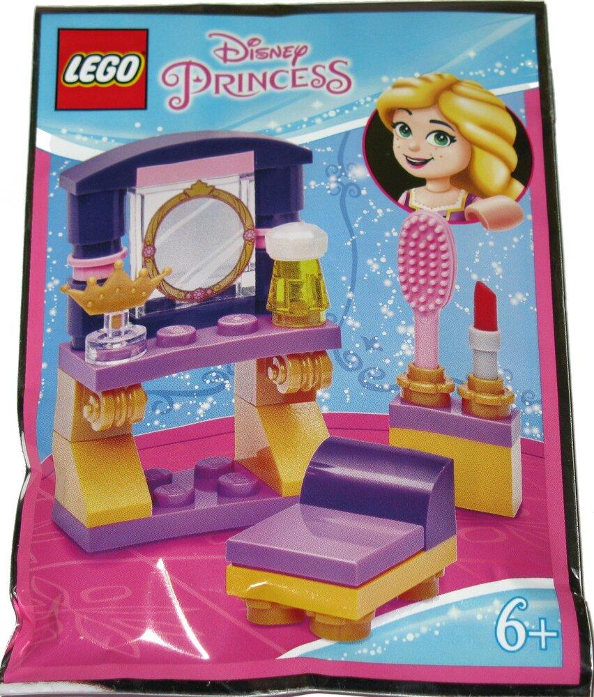 Rapunzel's Dressing Table