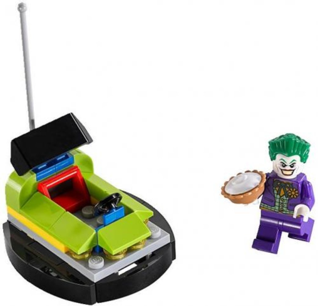 The Joker Bumper Car