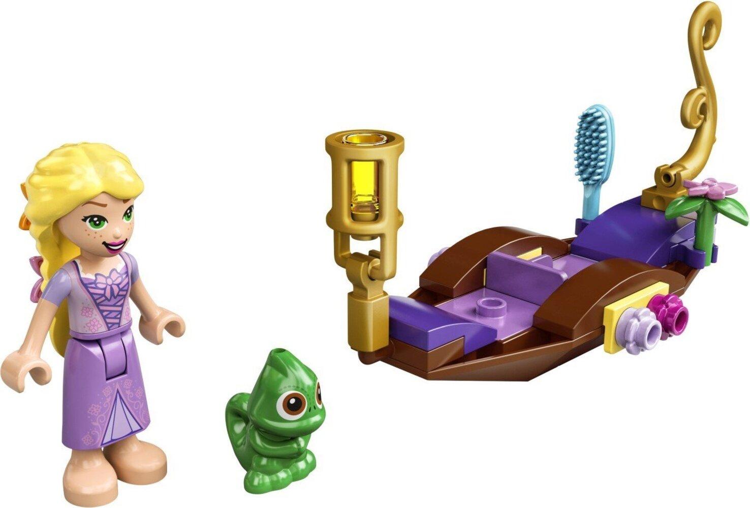 Rapunzel's Boat