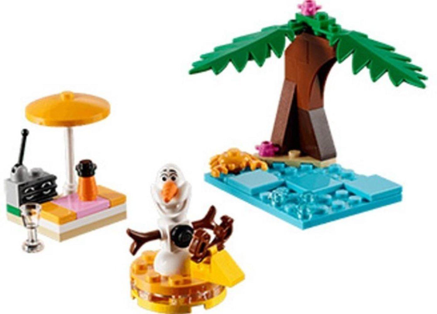 Olaf's Summertime Fun