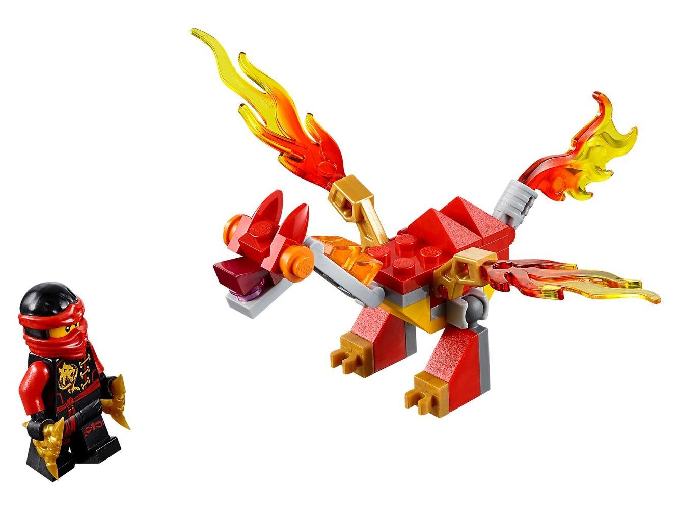 Kai's Mini Dragon
