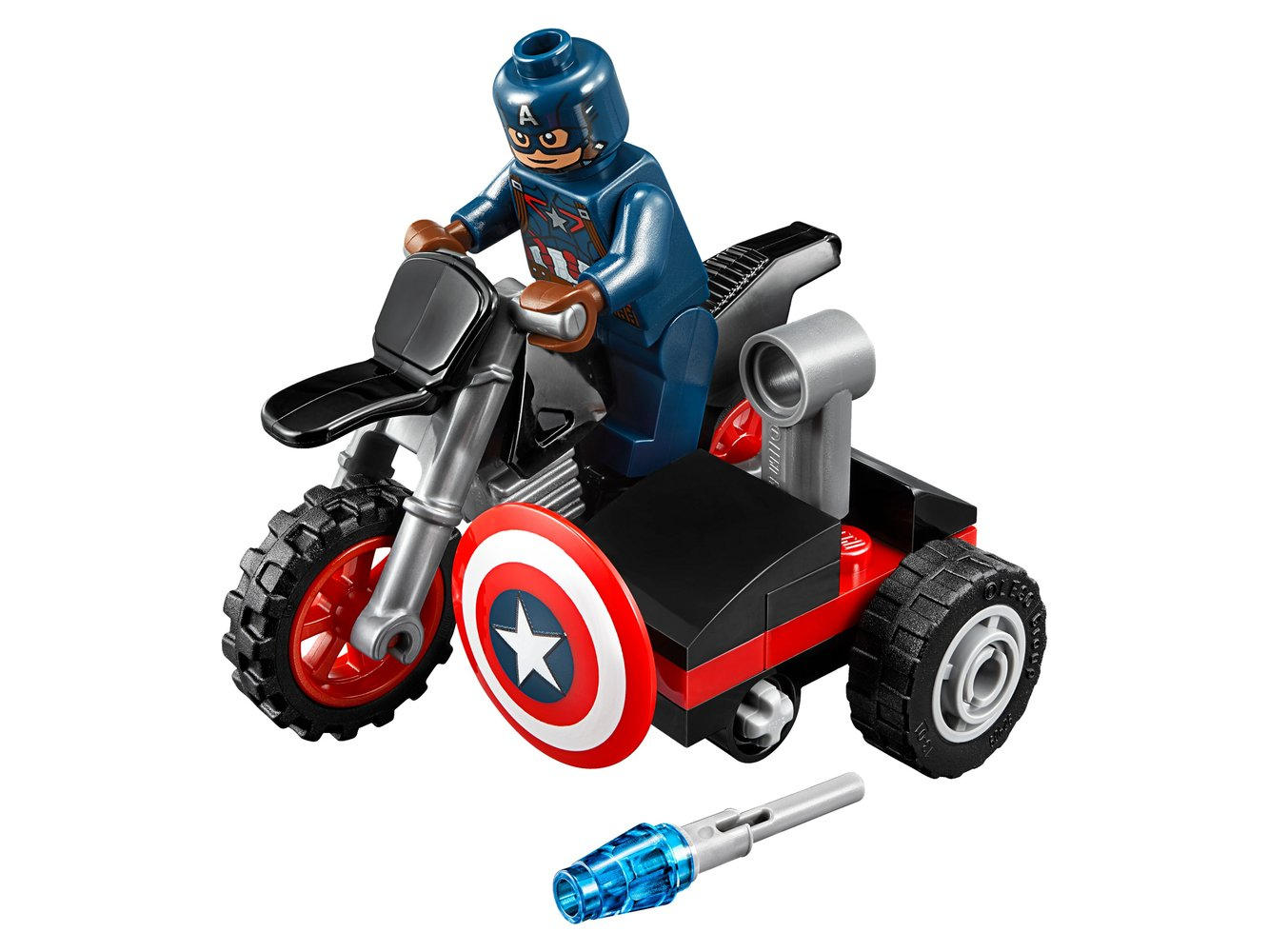 Captain America's Motorcycle