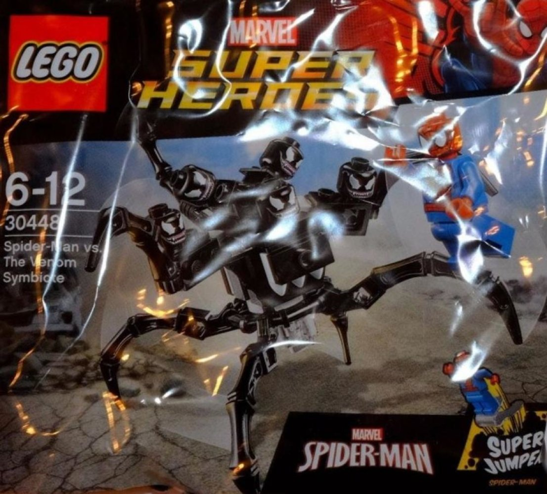 Spider-Man vs. The Venom Symbiote