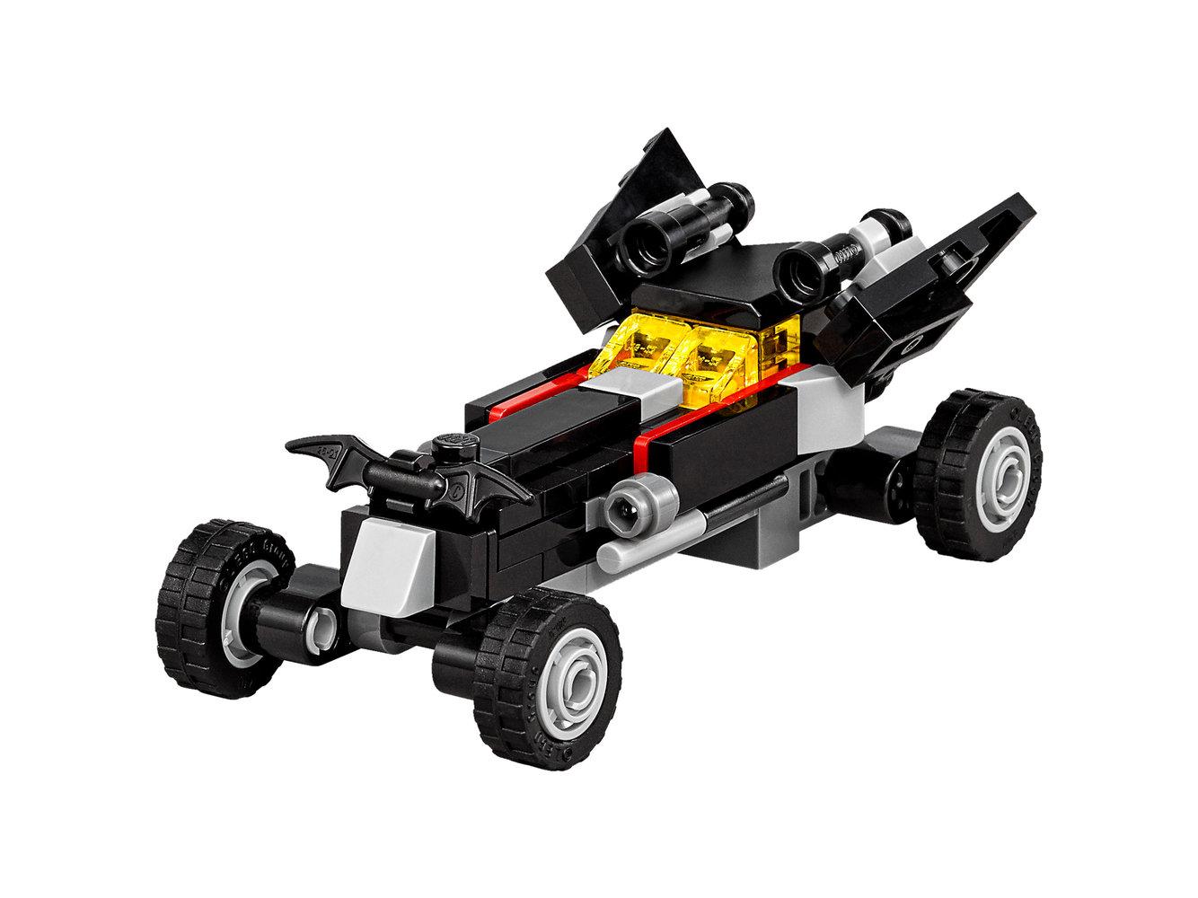 The Mini Batmobile