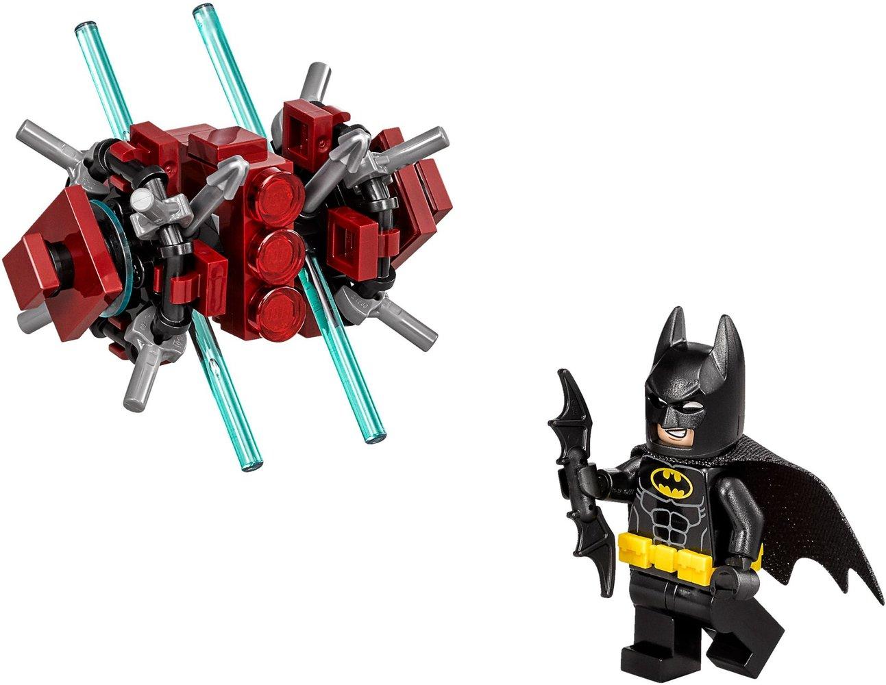 Batman in the Phantom Zone