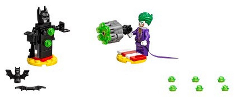 The Joker Battle Training