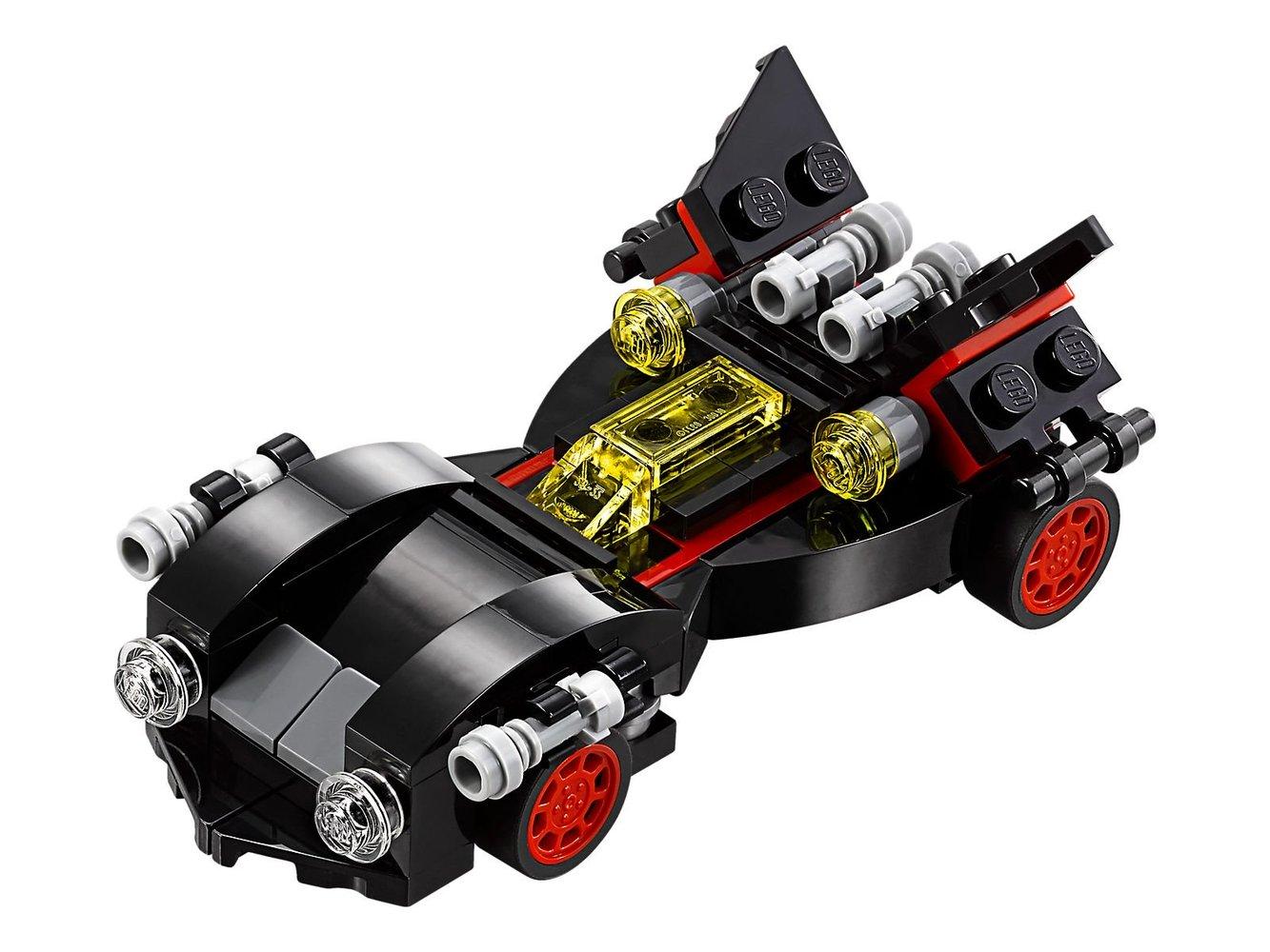 The Mini Ultimate Batmobile