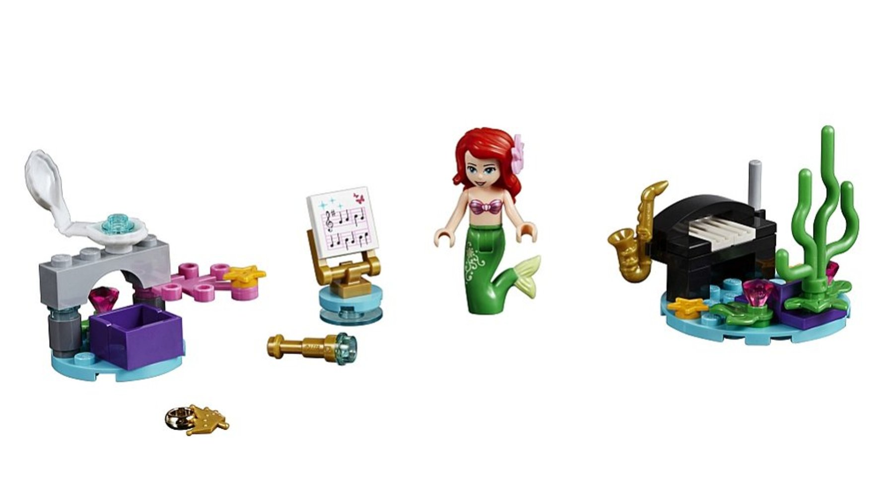 Ariel's Underwater Symphony