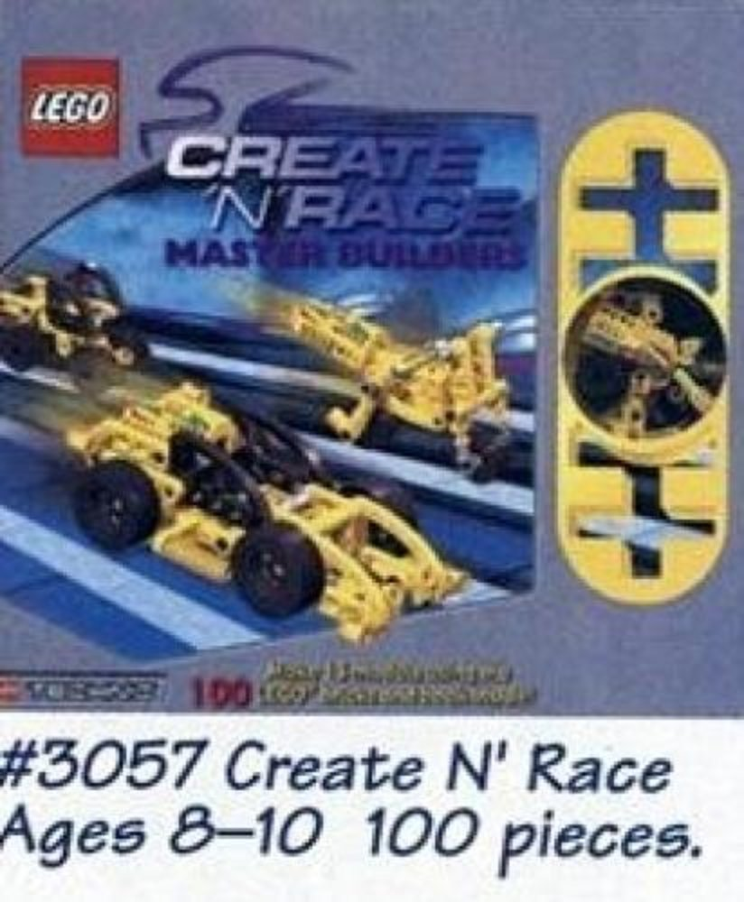 Create 'n' Race - Master Builders