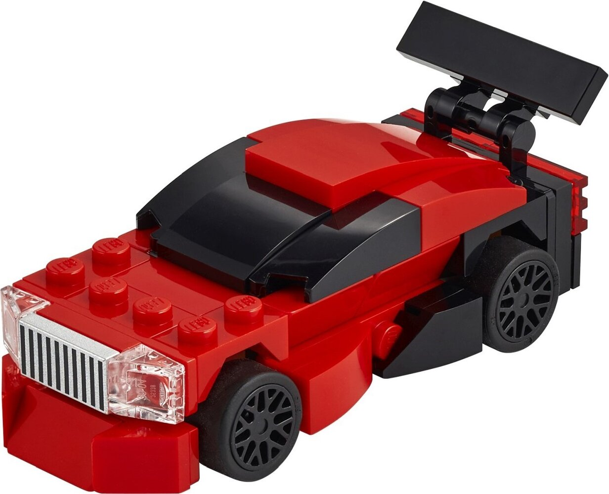 Mega Muscle Car